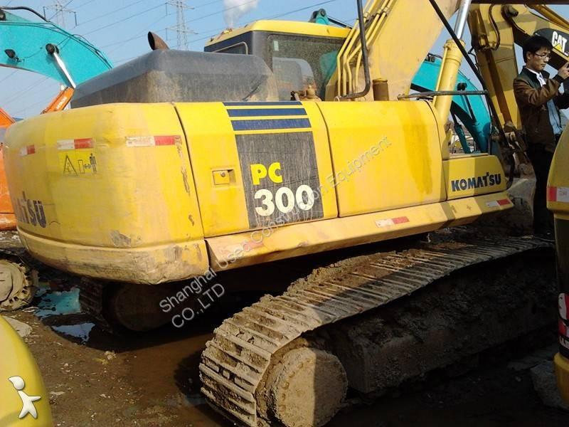 Voir les photos Pelle Komatsu PC300 PC300