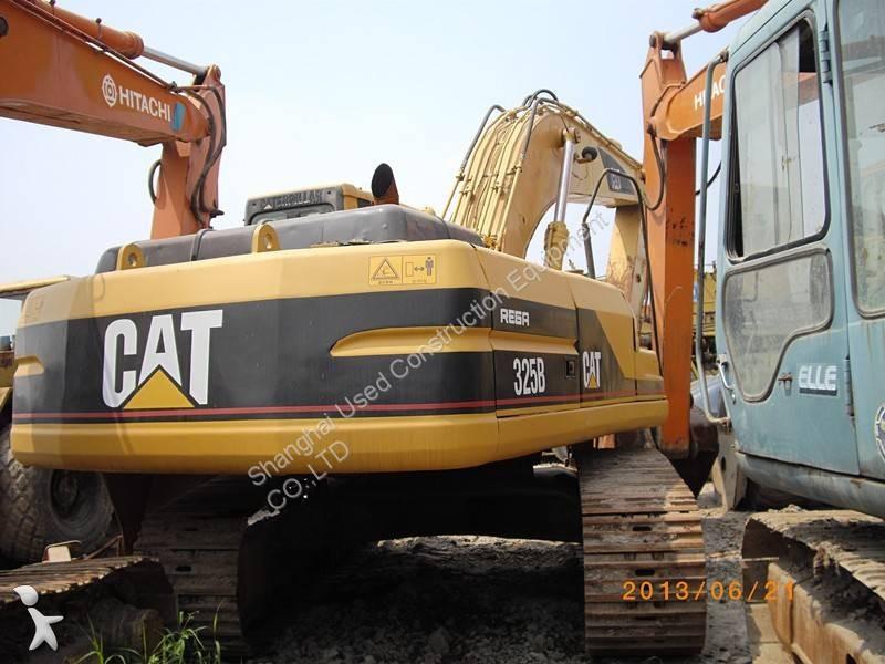 View images Caterpillar 325B 325B excavator