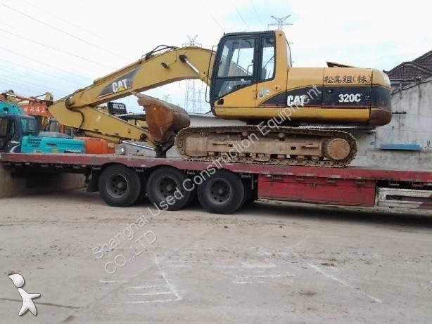 View images Caterpillar 320C 320C excavator