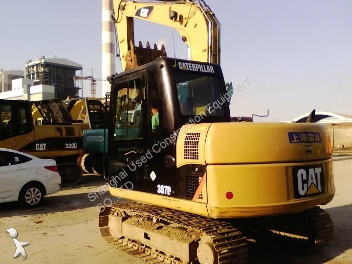 View images Caterpillar 307D 307D excavator