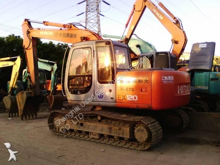 View images Hitachi EX120 EX120 excavator