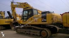 Komatsu Used Komatsu PC270 Excavator