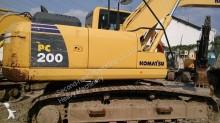 Komatsu PC200LC-8