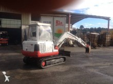 Takeuchi TB 135 mini-excavator second-hand