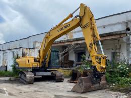 Used track excavator Volvo EC240 CL