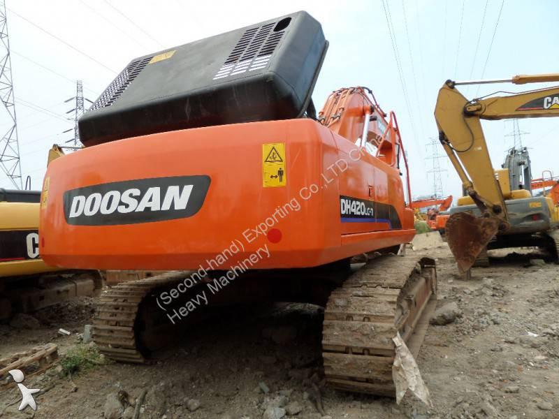 Voir les photos Pelle Doosan DH450 USED DOOSAN EXCAVATOR DH420LC