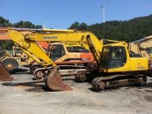 Excavadora Komatsu PC 240 NLC-6K excavadora de cadenas usada