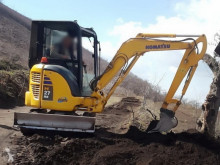 Komatsu PC26MR-3 mini-excavator second-hand