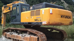 Hyundai 500LC-7A used track excavator