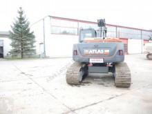 Excavadora Atlas 160 LC 160 LC excavadora de cadenas usada