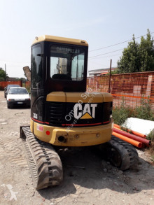 Caterpillar 304C R used mini excavator