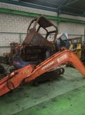 Doosan DX60 R Dx60r miniexcavadora accidentada