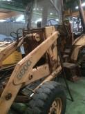 Case 580 g used wheel excavator