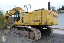 Komatsu PC600LC-6K pásová lopata použitý