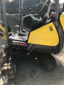 Wacker Neuson ET20 mini-excavator second-hand
