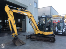 Mini-excavator second-hand Komatsu PC55MR-3