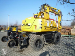Atlas 1604 ZW 1604 ZW used rail excavator