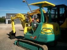 Excavadora Yanmar B 25 V miniexcavadora usada
