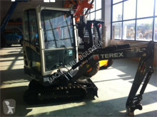 Terex TC 16 used mini excavator