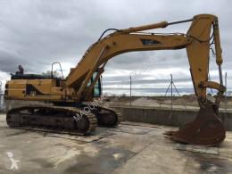 Excavadora Caterpillar 345 B MLE excavadora de cadenas usada