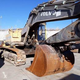 Excavadora Volvo EC 450 excavadora de cadenas usada