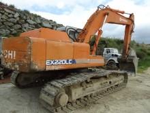 Hitachi EX220LC escavadora de lagartas usada