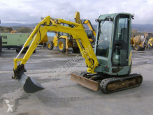 Used mini excavator Yanmar VIO20-2