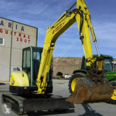 Yanmar VIO 55 used mini excavator