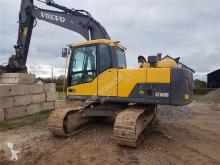 Excavadora Volvo EC160DL 5013 excavadora de cadenas usada