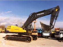 Excavadora Volvo SAMSUNG SE450LC-3 excavadora de cadenas usada