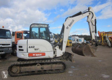 Bobcat 442 mini-excavator second-hand