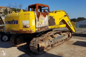Komatsu PC210NLC-7 used track excavator