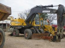 Excavadora Volvo Ew 230 B excavadora de ruedas usada
