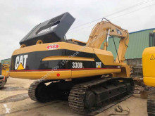 Caterpillar 330C Used CAT 320B 320C 320D 325C 325DL 330C pelle sur chenilles occasion