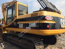 Caterpillar track excavator 320BL Used CAT 320B 320C 320D 325C 325DL 330C