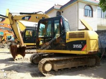 Caterpillar 315DL Used CAT 320BL 325BL 330CL 330BL 325DL Excavator pelle sur chenilles occasion