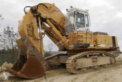 Liebherr R974BHD Mining excavator / Hochlöffelbagger használt lánctalpas kotrógép