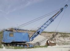 Excavadora de cables MENCK M154