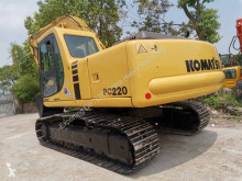 Komatsu PC200-6 Used CAT 320B 325BL 325B 330BL 325C 320CL excavator pe şenile second-hand
