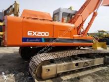 Hitachi EX200 Used HITACHI EX200-1 EX200 EX100 EX160 экскаватор гусеничный б/у