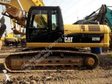 Caterpillar 329DLN Used CAT 320B 325BL 325B 330BL 325C 320CL pelle sur chenilles occasion