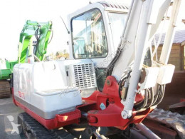 Escavadora Takeuchi mini-escavadora usada