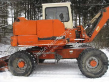 Schaeff used wheel excavator
