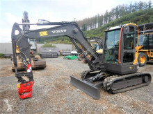Volvo ECR 58 D mini-excavator second-hand