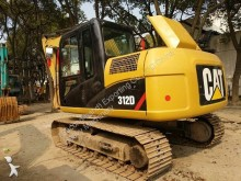 Caterpillar 312DL Used CAT 312DL Excavator pelle sur chenilles occasion