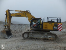Escavadora Komatsu PC700 LC-8EO escavadora de lagartas usada