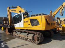 Excavadora Liebherr R 936 NLC Litronic excavadora de cadenas usada