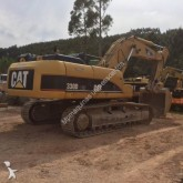 Caterpillar 330 D used track excavator
