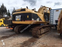 Caterpillar 350 L excavator pe şenile second-hand