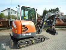 Schaeff TC 25 mini-excavator second-hand